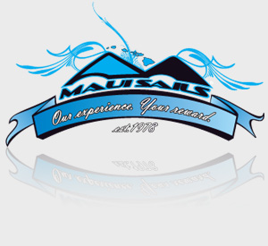 MauiSails 30th anniversary logo