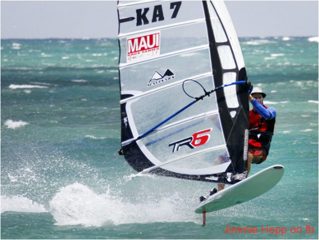 Maui Race Series concluded with three worthy Champions on MauiSails.