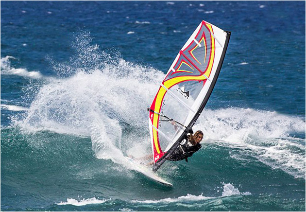 Young Maui ripper Casey Rehrer joins MauiSails