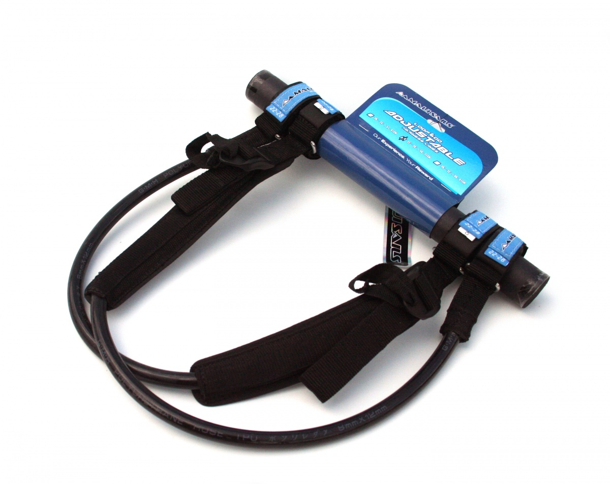 Loop and Go Adjustable Harness Line